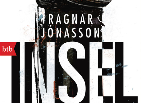 """""""Insel"""" von Ragnar Jonasson #Rezension"""