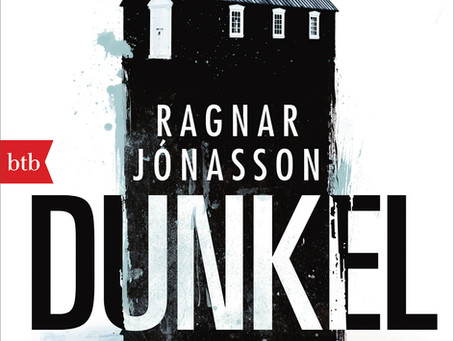 """""""Dunkel"""" von Ragnar Jonasson #Rezension"""