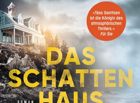 """""""Das Schattenhaus"""" von Tess Gerritsen #Rezension"""