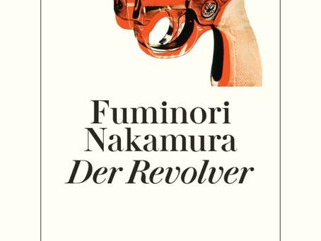 """""""Der Revolver"""" von Fuminori Nakamura #Rezension"""