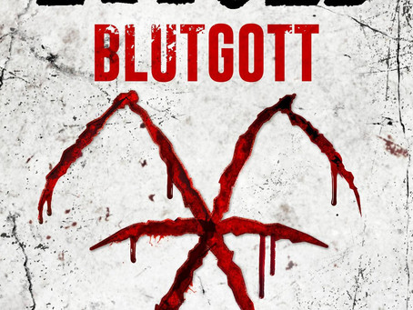 """""""Blutgott"""" von Veit Etzold #Rezension"""