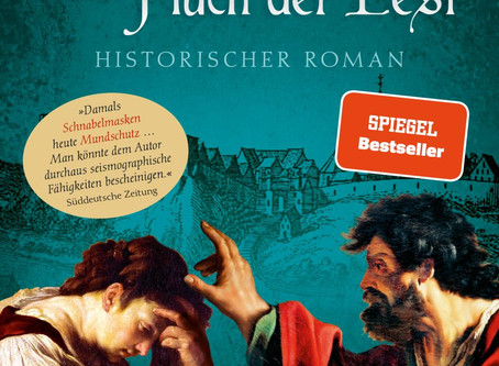 """""""Die Henkerstochter und der Fluch der Pest"""" von Oliver Pötzsch #Rezension"""