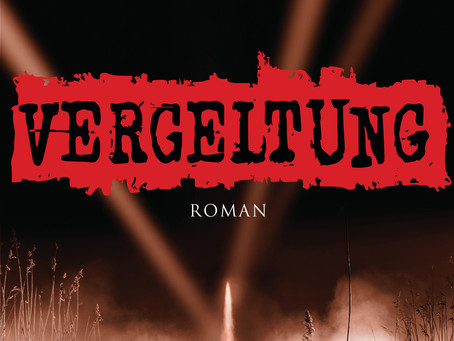 """Vergeltung"" von Robert Harris #Rezension"