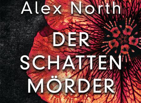 """""""Der Schattenmörder"""" von Alex North #Rezension"""