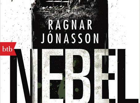 """""""Nebel"""" von Ragnar Jonasson #Rezension"""