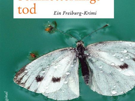 """""""Schmetterlingstod"""" von Oliver Becker #Rezension"""