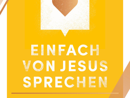 """""""Einfach von Jesus sprechen"""" von Carl Medearis"""