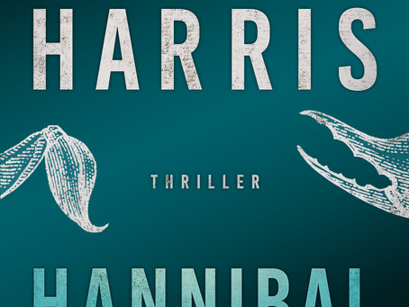 """Hannibal"" von Thomas Harris #Rezension"