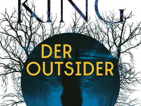 """""""Der Outsider"""" von Stephen King #20für20"""