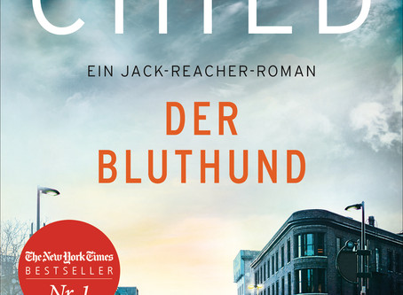 """Bluthund"" von Lee Child #Rezension"
