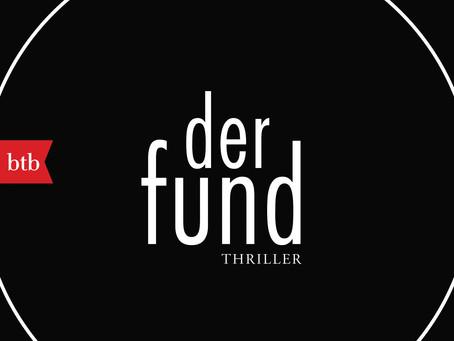 """""""Der Fund"""" von Bernhard Aichner #Rezension"""