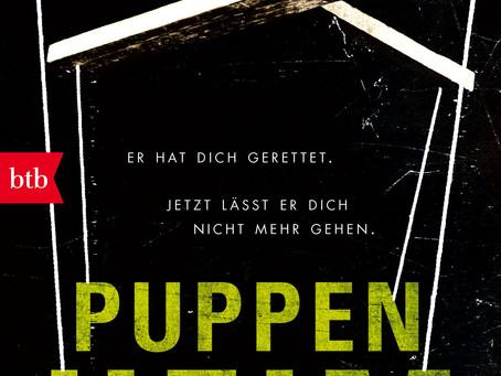 """""""Puppenheim"""" von Sarah Hilary #Rezension"""