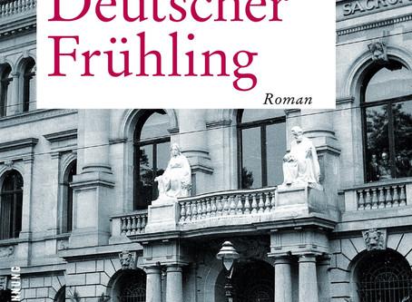 """""""Deutscher Frühling"""" von Sebastian Thiel   #Rezension"""