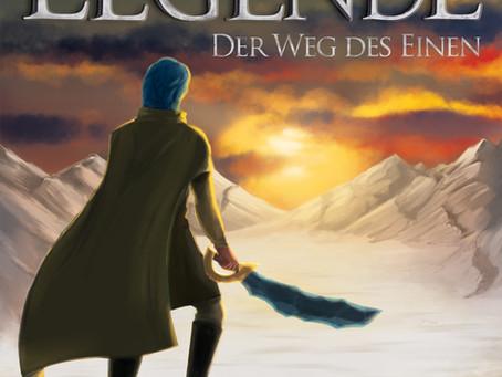 """""""Blaue Legenden"""" von Andrè Hoff #Rezension"""