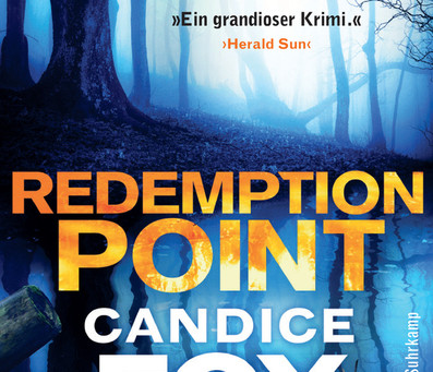 """Redemption Point"" von Candice Fox #Rezension"