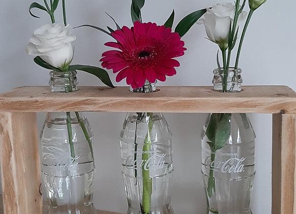 Soliflore 3 avec fleurs
