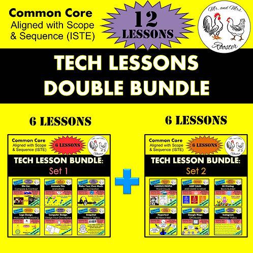 Technology Lessons Double Bundle