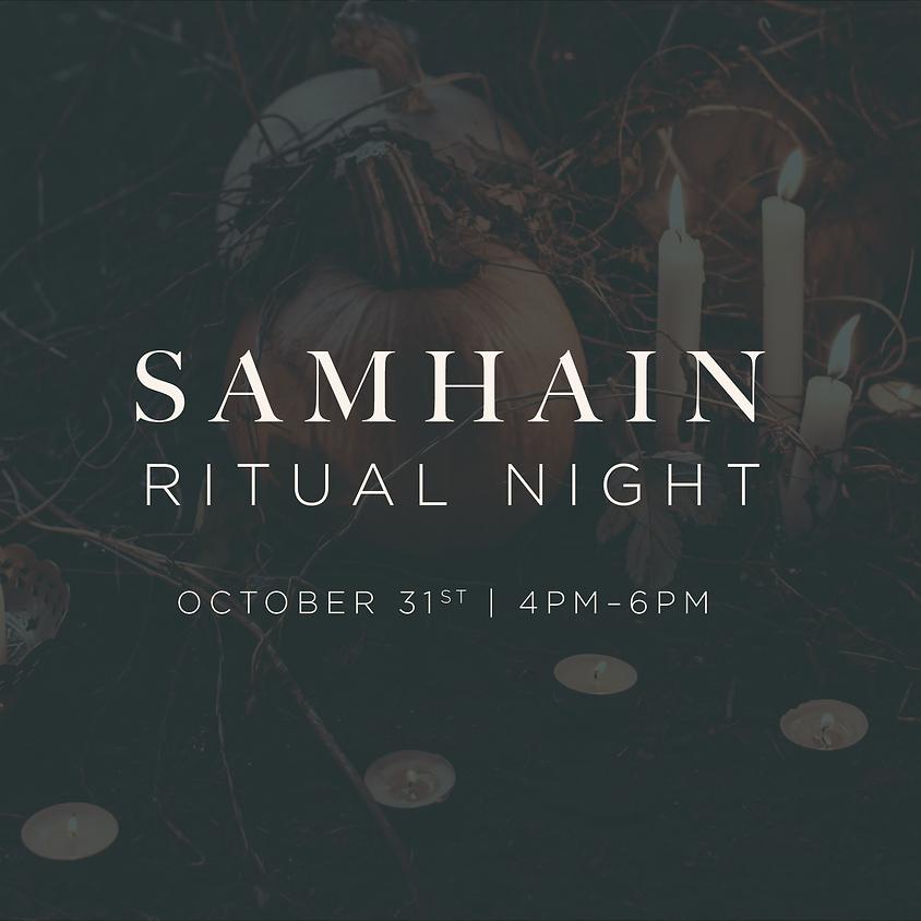 Samhain Ritual Night
