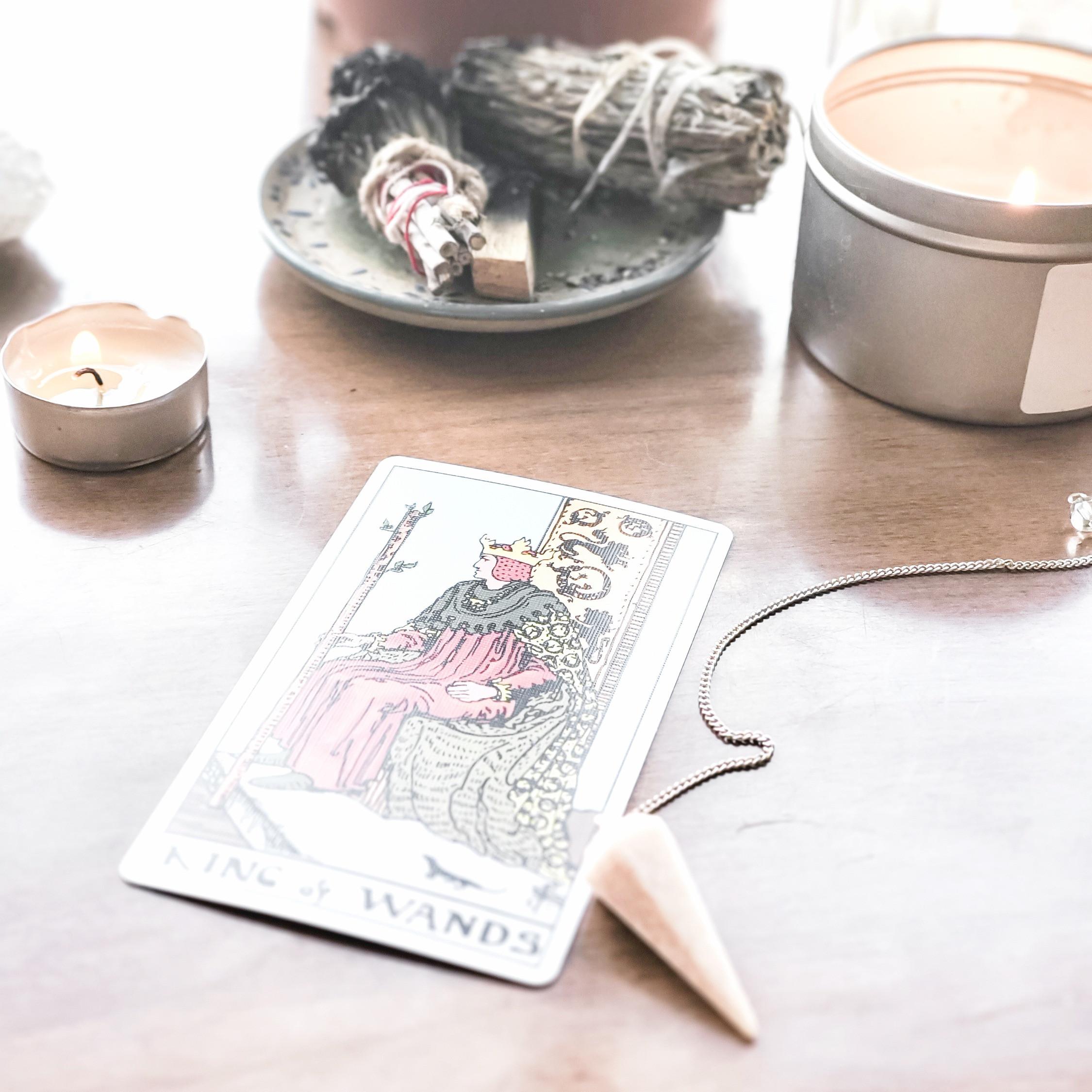 In-House Tarot Reading