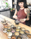Our Herbalism for Beginners class is und