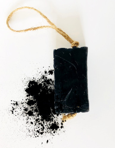 Bewitched Soap / Black Magic / Charcoal + Peppermint