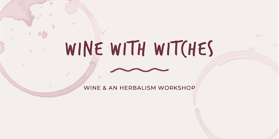 Wine With Witches