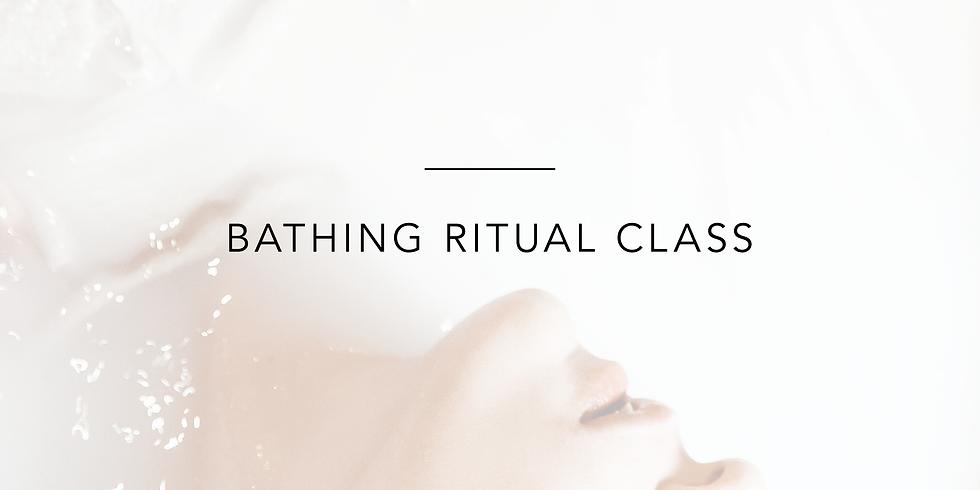 Bathing Ritual Class