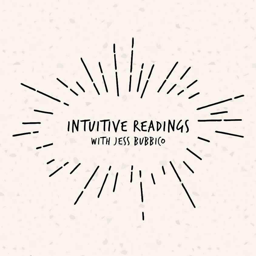 Intuitive Readings with Jess Bubbico