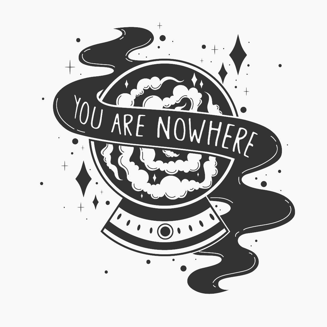 You Are Nowhere