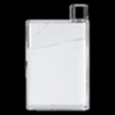 Vandret vandflaske 320 ml. med postevand