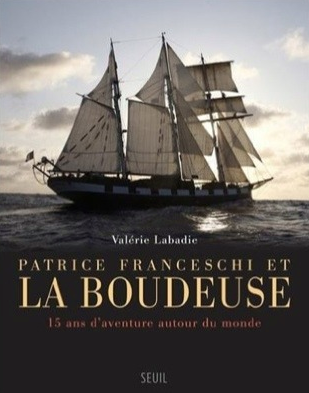 Patrice Franceschi et La Boudeuse