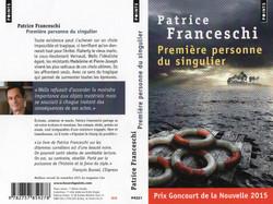 Patrice Franceschi_Première personne