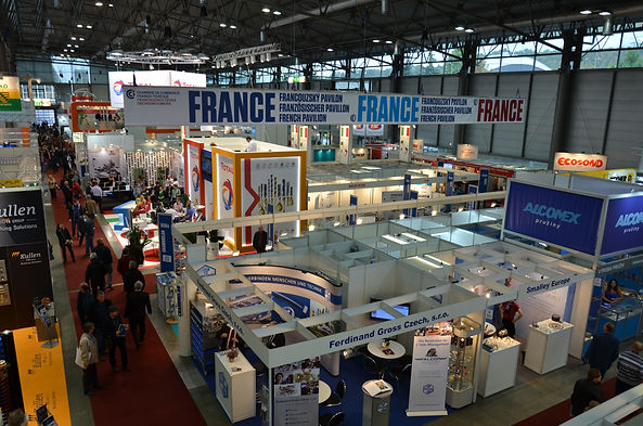 Pavillon France au Salon MSV