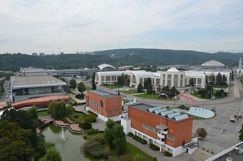 Parc des expositions Brno