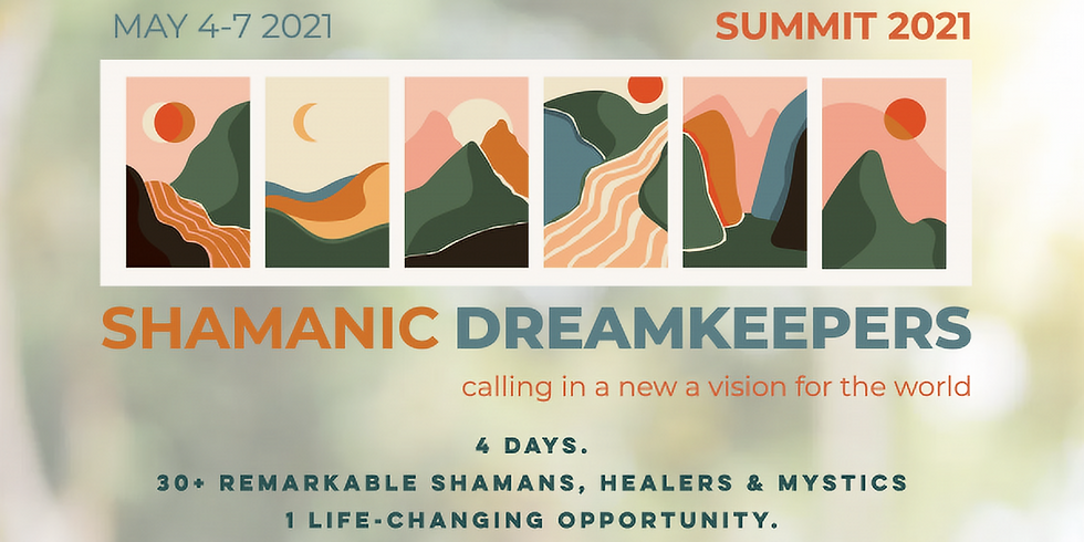 Shamanic Dreamkeepers Summit