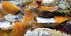 Sardine sott'olio                                    -オイルサーディン-