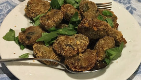Crocchette di melanzane       -なすコロッケ-