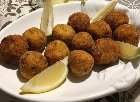 Polpette di Pesce -魚コロッケ-