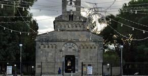 2020年のFesta di Santa Maria