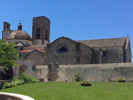 教会と遺跡巡り
