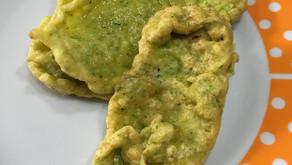 Frittele di Zucchine                    -ズッキーニのフリテッレ-
