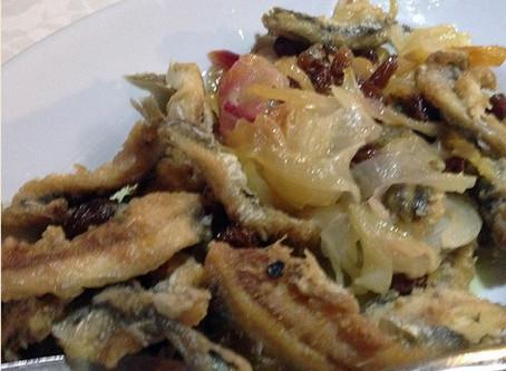 Sardine con cipolle -鰯と玉ねぎ-