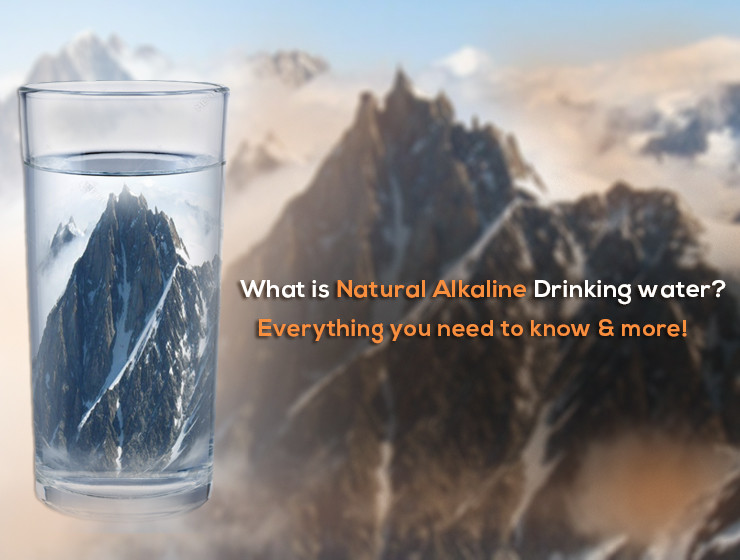 Natural Alkaline Mineral Water