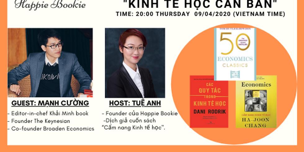 Online Book Talk 02: Kinh Tế Học Căn Bản