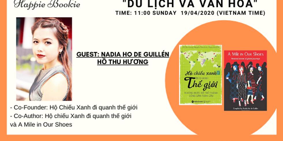 Online Book Talk 03: Du lịch và văn hóa