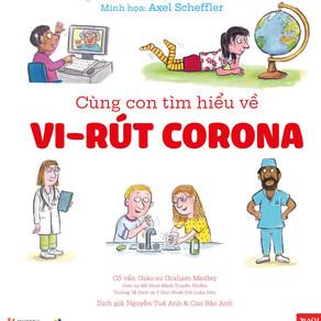 Cùng con tìm hiểu về Vi-rút Corona