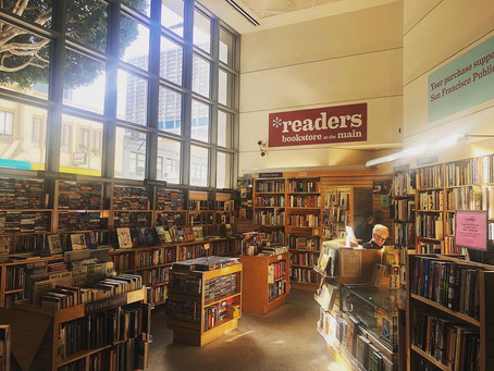 Readers Bookstore, San Francisco