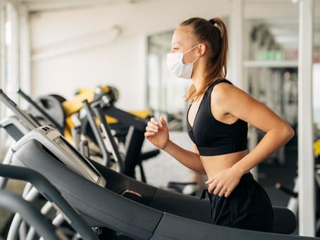O exercício físico no combate à COVID-19