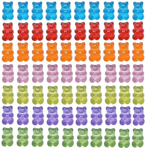 Gummy Bear Counters - Small Set