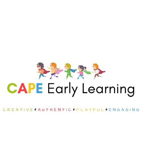 Preschool Curriculum - Small Class